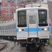 東武野田線で10000系が営業運転を開始