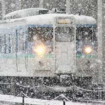 『長野マラソン』開催にともない臨時列車運転