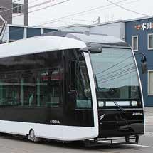 札幌市電A1200形が営業運転を開始