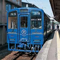 鉄道ファン 乗車インプレッション肥薩おれんじ鉄道HSOR-100形「おれんじ食堂」試乗記