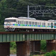 「Train117」による団体臨時列車運転