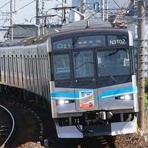 名鉄犬山線・地下鉄鶴舞線相互直通運転20周年記念イベント