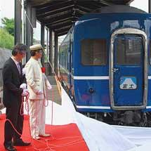 スハネフ14 11が九州鉄道記念館に常設展示される