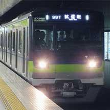 都営新宿線向け新形車両が試運転