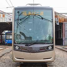 阪堺電軌,2月1日から恵美須町停留場新駅舎の供用開始