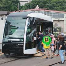札幌市交通局『2013市電フェスティバル』開催