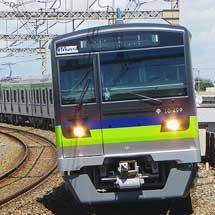 都営新宿線用新形車両が若葉台へ