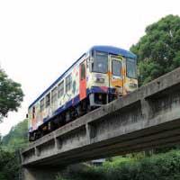 日本の鉄道遺産新技術への挑戦 −信楽高原鐵道・第一大戸川橋梁−