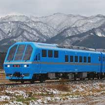 キハ58系「Kenji」が米坂線へ