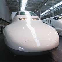 リニア・鉄道館で700系C1編成先頭車の展示開始