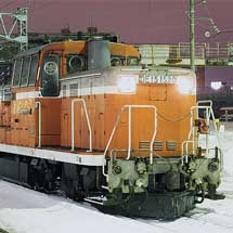 C11 171が釧路へ回送される