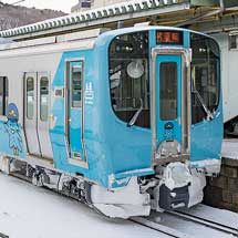 青い森鉄道,3月14日にダイヤ改正を実施