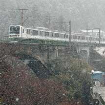 「MUE-Train」が青梅線に初入線