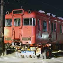 名鉄瀬戸線6000系6031編成が廃車・陸送される