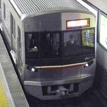 北大阪急行電鉄9000形が御堂筋線で試運転