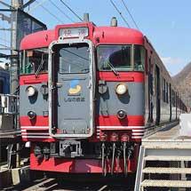 しなの鉄道『しなてつファンクラブ 戸倉駅構内車両基地見学会』開催