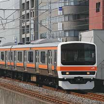 ケヨM73編成が東京総合車両センターから出場