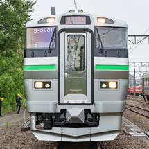 "JR北海道,快速""エアポート""の輸送力を増強へ朝夜に速達タイプの「特別快速」を設定"