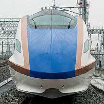 9月22日北陸新幹線白山総合車両所の一般公開実施