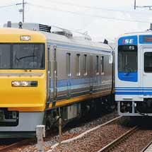 キヤ95形が伊勢鉄道・塩浜貨物線を検測