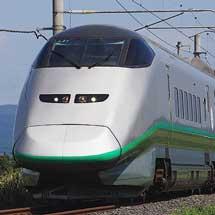 E3系1000番台L51編成が新幹線総合車両センターへ