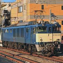 E233系8000番台N9編成が配給輸送される