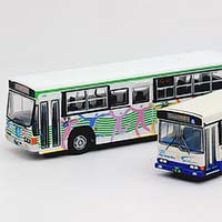 ザ・バスコレクションローカル路線バス乗り継ぎの旅(松阪~松本城編)
