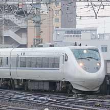 681系3連がJR東海に貸し出される