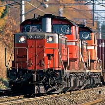 さらば!北海道の貨物用DD51