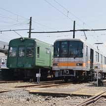 熊本電鉄で車庫開放イベント