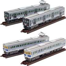 鉄コレ熊本電気鉄道6000形(くまモンラッピング)2両セット/(6211A編成)2両セット