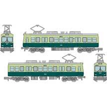 鉄コレ京阪電車大津線600形1次車2両セット