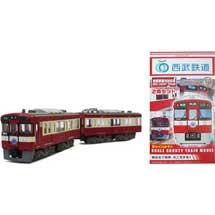 西武鉄道「Bトレインショーティー 9000系 RED LUCKY TRAIN」発売