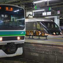 E231系マト127編成が長野へ