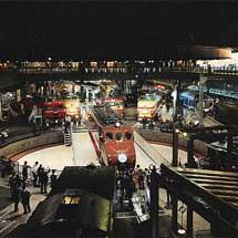 鉄道博物館で『開館8周年記念イベント』開催