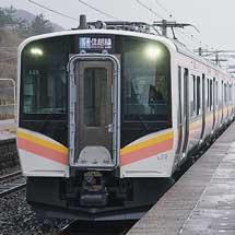 越後線・信越本線でE129系の運用範囲が拡大