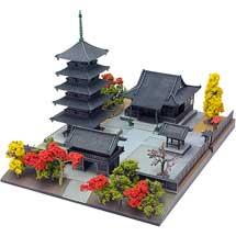 建コレ141寺院セット2