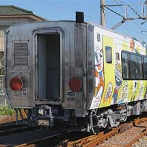 「アンパンマン列車」の2208号が出場