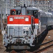 京成3000形3031編成が甲種輸送される