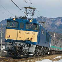 E233系2000番台マト10編成が配給輸送される