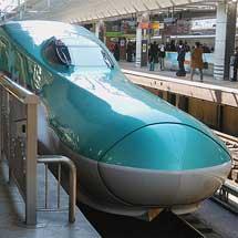 H5系H1編成が東京駅に入線