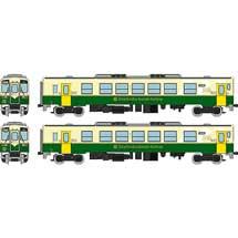 鉄コレひたちなか海浜鉄道キハ3710形 2両セット