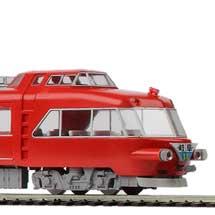 1:80名鉄7000系パノラマカー プラキット先頭車2輌セット/中間車2輌セット