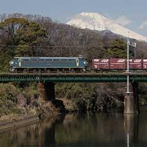 東海道貨物列車けん引機最新事情 2016