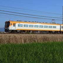 近鉄大阪線名古屋線で特急新塗色8連が走る