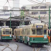 広島電鉄で『第21回路面電車まつり』開催