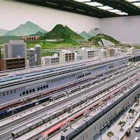 鉄道博物館「模型鉄道ジオラマ」が一時閉鎖される