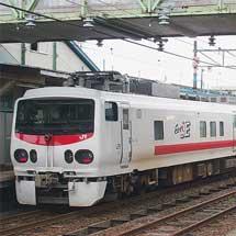 E491系が,えちごトキめき鉄道を検測