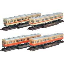 鉄道コレクション関東鉄道310形関鉄カラー2両セット/復刻塗装 2両セット