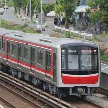 大阪市交31604編成が中百舌鳥検車場へ返却回送される